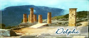 Delphi - Temple of Apollo